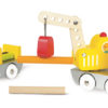janod log holder crane truck